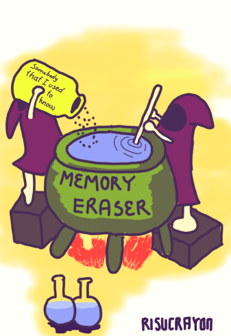 Memory eraser